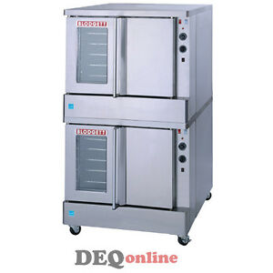 Blodgett Sho 100 g Double Full Size Gas Convection Oven
