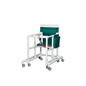 Oversize Ultimate Pvc Walker Mobility Aid Teal 1 Ea