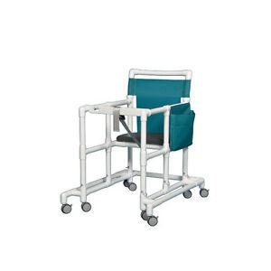 Extra Tall Ultimate Pvc Walker Teal 1 Ea