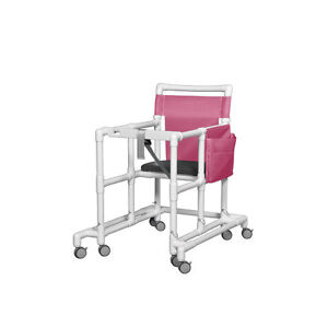 Extra Tall Ultimate Pvc Walker Wineberry 1 Ea