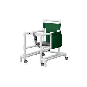 Ultimate Pvc Walker Forest Green 1 Ea