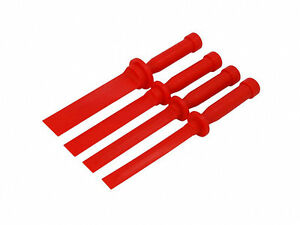 4pc Non Marking Scraper Set Gasket Remover Tool Set Wheel Weight