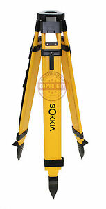 Sokkia Heavy duty Fiberglass Tripod surveying trimble topcon seco gps Robotic