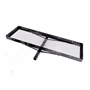 Trailer Hitch Rack Cargo Carrier 2 Receiver For Jeep Wrangler Jk Tk Yj 20 X60
