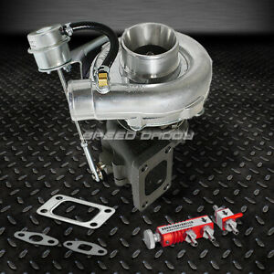 T04e T3 T4 A R 63 57 Trim 400 Hp Stage Iii Boost Turbo Charger Wg Controller