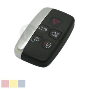 Genuine Replace Key Shell Fit For Land Rover Lr4 Range Rover Smart Key Case 5 B