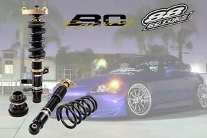 Bc Racing Br Series Fully Adjustable Coilovers S2000 Ap1 Ap2 00 09 Suspension