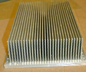 Large Heatsink 11 1 2 x9 1 4 29x 11 3 8 x3 7 8 Fins Over 1200 Sq In