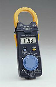 Hioki 3280 20 Clamp Hi Tester true Rms