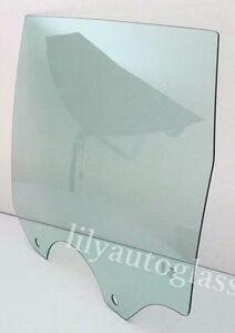 Fit 2000 2004 Subaru Legacy Outback Sedan Driver Left Rear Door Window Glass