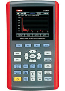 Ut283a Single Phase Power Quality Analyzer True Rms Usb Interface Ut 283a