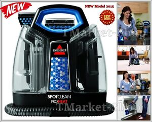 New Model 2015 Portable Carpet Cleaner Cleaning Spotclean Spot Stain Machine