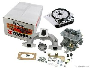 K050 Mg Mgb 55 80 Weber Conversion Kit 32 36 Dgv Manual Choke With Manifold