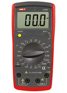 Ut 601 Digital Model Modern Inductance Capacitance Multimeter Tester Ut 601