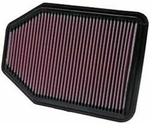 K n Drop In Replacement Panel Air Filter Fits 2007 2012 Jeep Wrangler 3 8l V6