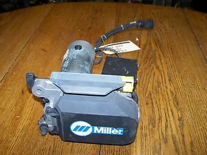 Miller Electric Amd 4 Mig Wire Feeder