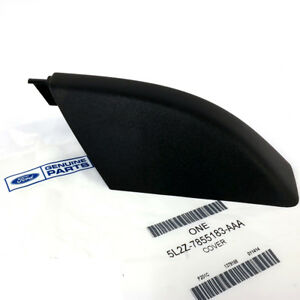 05 10 Ford Explorer Mountaineer Rear Left Roof Rack End Cap Oem 5l2z 7855183 aaa