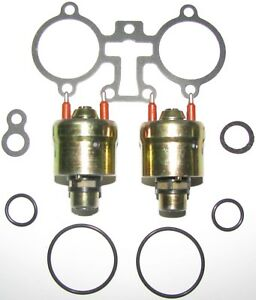 Set Of Two Factory Reman Flow Matched Gm Tbi Injectors 1987 96 5 7l 5235206
