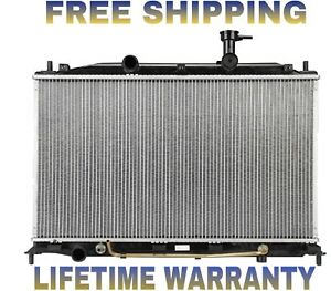2896 Fits Hyundai Accent Radiator 2006 2007 2008 2009 2010 2011 1 6 L4