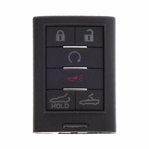 Oem New Remote Transmitter For Keyless Entry Alarm System 14 Corvette 22816266
