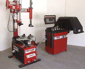 Remanufactured Coats 7060 ex Tire Changer 950 1000 Balancer With Warranty