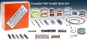 Sk 4l60e 4l65e Transgo Shift Kit Code 1870 P1870 Includes All Latest Updates