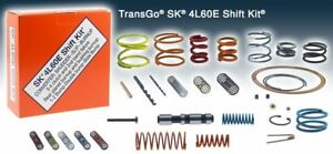 Sk 4l60e 4l65e Transgo Shift Kit Code 1870 P1870 W All Latest Updates Sk4l60e