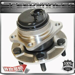 2001 2004 Chrysler Town Country 2wd Rear Wheel Bearing Hub Assembly Voyager