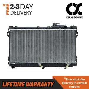 1140 Radiator For Mazda Miata 90 97 1 8 L4 1 Thick Core