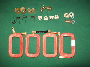 Delco Starter Field Coil Set Repair Kit John Deere B 50 520 1107942 12 Volt