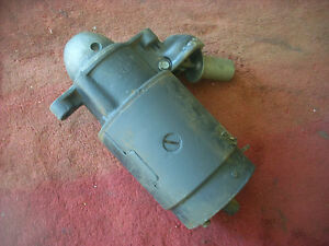 1966 1967 Oldsmobile Rebuilt Starter Motor No Core Needed