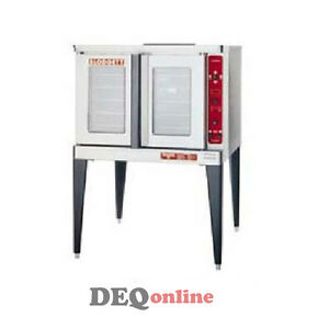 Blodgett Mark V 200 Single Full size Bakery Depth Electric Convection Oven
