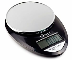 Digital Weight Scale Lcd Price Computing Food Meat Ozeri Pro Scale Deli Kitchen