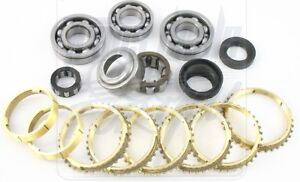 Chevy Nv1500 Transmission Rebuild Bearing Seal Kit 5 Speed 1996 On