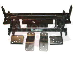 New 88 98 Chevy Gm 4x4 Unimount Western Snow Plow Mount
