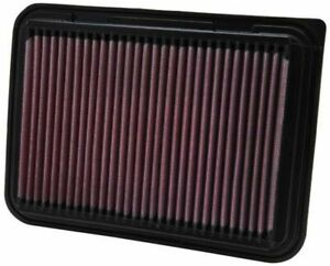 K n Drop In Replacement Panel Air Filter 2009 2018 Toyota Corolla 1 8l