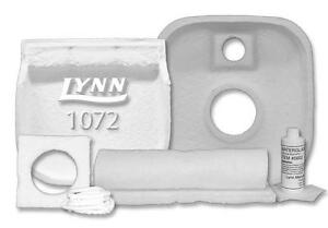 Lynn 1072 Replacement Combustion Chamber Kit For Weil Mclain Gold Go 2 8 Section