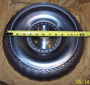 Zf Transmission Turbine Wheel P N 0501 214 189 Trans Rebuild Parts