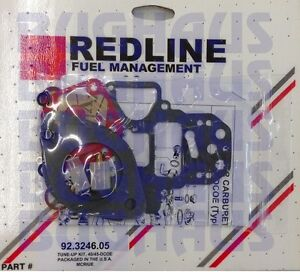 Weber Redline 40 42 45 Dcoe Carburetor Carb Rebuild Repair Kit New Free Ship