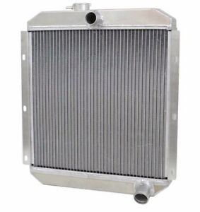 1948 1954 Studebaker Truck m t Aluminum Radiator made In The Usa