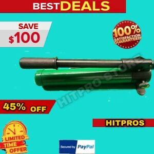 Greenlee 767 Hydraulic Style Hand Pump New All Ready To Work Fast Shipping