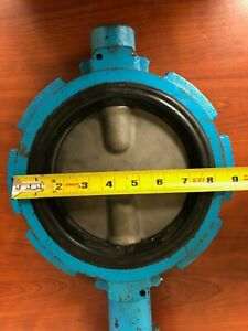 Grinnell 6 Butterfly Valve 610 8572 4 Model Wd 8572 4