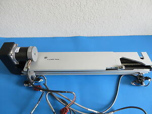 Ims M2 2232 s Stepper Motor And Thk Thkkr33 Linear Actuator 450mm Travel