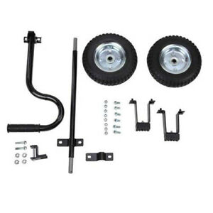 Durostar Ds4000s Portable Generator Wheel Handle Mobility Kit Ds4000s wk