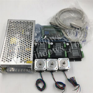 3axis Stepper Motor Kit Nema17 0 5n m Cnc 3d Printer Xyz Axis Control