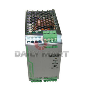 New Phoenix Quint ps 3ac 24dc 20 3 Phase Din Rail Power Supply 24vdc 20a 480w