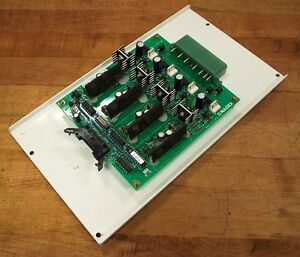 Nadex Pc 893 02a Welding Control Board Used