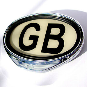 Gb Sign Illuminated Country Sign Swf For Porsche Vw Hotrod Ford Aac115