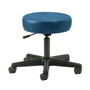 Ergonomic 5 leg Pneumatic Doctor Exam Stool Wedgewood