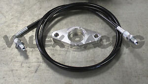 S2000 S2k Cmc Clutch Master Cylinder Adapter Plate Black Ss Clutch Line
